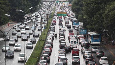 Frota de Veículos em São Paulo