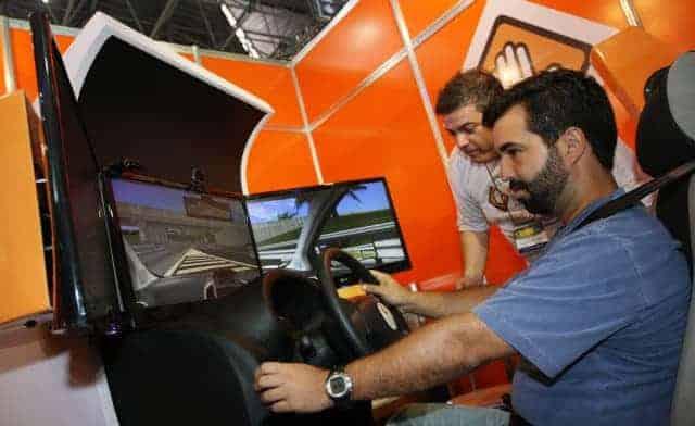 Simulador de Direção Veicular - ID: 1004 – Simulador .Info