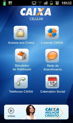 Simulador CAIXA - Celular iPhone (Apple) - iTunes