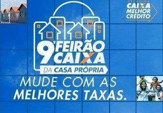 Calendário Feirão Caixa 2013.