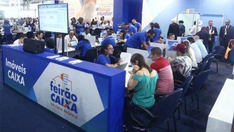 Feirão CAIXA 2017 chega a Brasília, Fortaleza e Curitiba