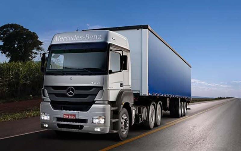 Simulador de Financiamento de Caminhões